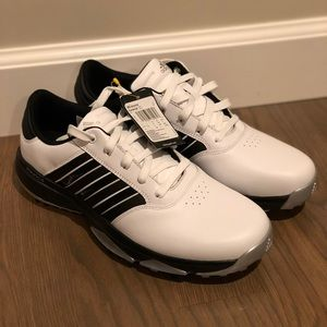 NWT Adidas Men's 360 Bounce Golf Shoe Sz 8.5W